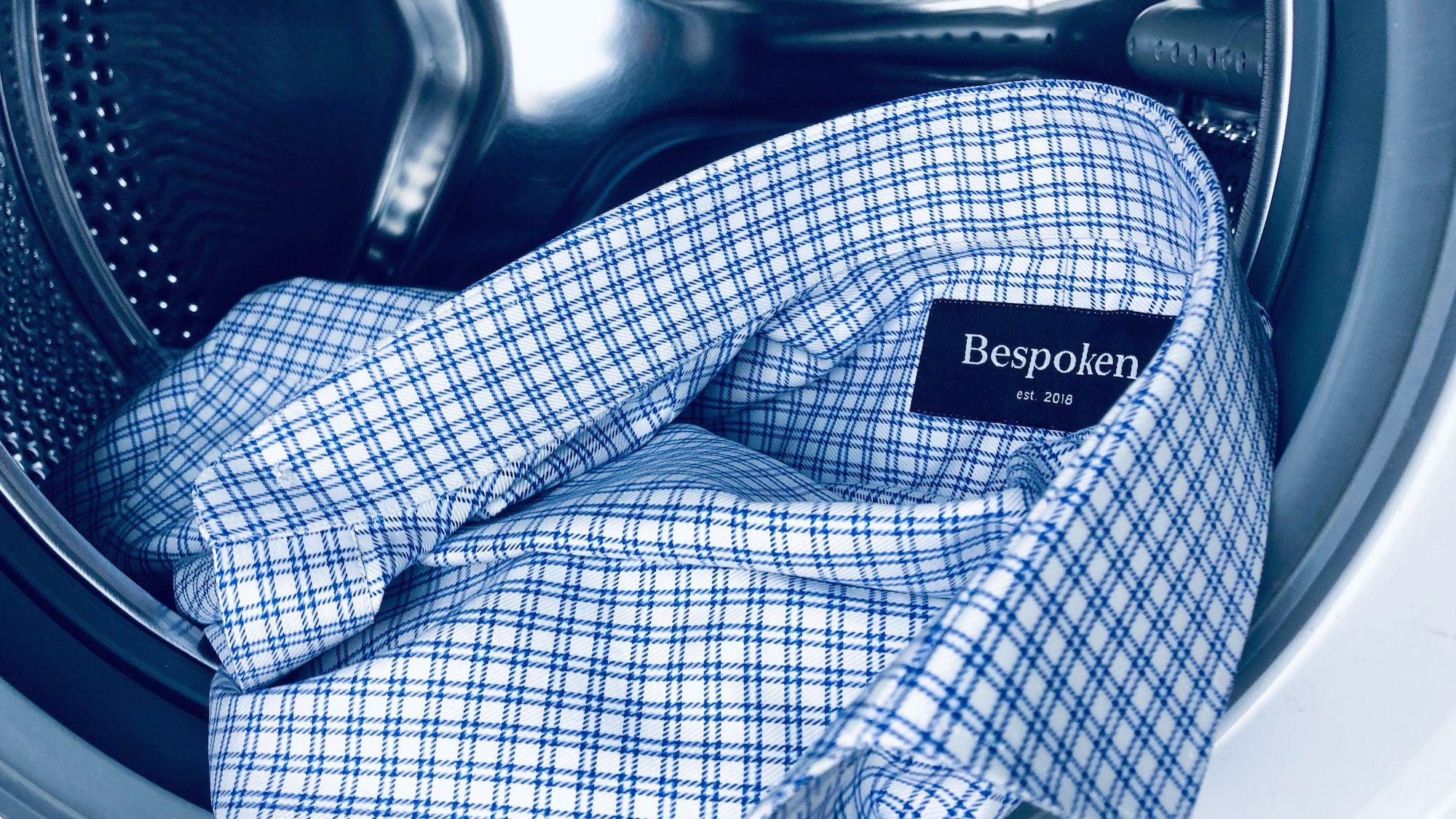 Dopřejte vaší košili tu správnou péči